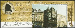 Belgium - 2000 Musical Instruments Booklet Complete MNH **    Sc 1817a - Booklets 1953-....
