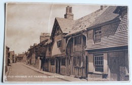 CPA Angleterre Worthing Old Houses At Tarring - Worthing
