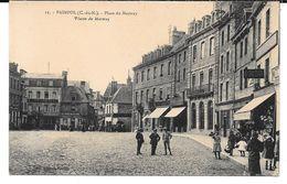 Cpa Paimpol / Place Du Martray . - Paimpol