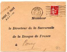 CHARENTE - Dépt N° 16 = COGNAC 1933 =  FLAMME FLIER Muette '7 Lignes Ondulées' - Annullamenti Meccanici (pubblicitari)