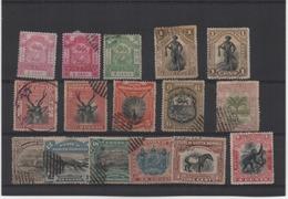 BORNEO BRITANNIQUE  LOT DE TIMBRES - Briefmarken