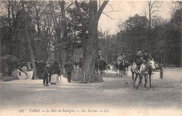 ¤¤   -   PARIS   -  Le Bois De Boulogne   -  Les Acaccias  -  Promenade à Cheval     -  ¤¤ - Arrondissement: 16