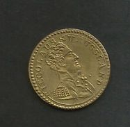 DEUTSCHLAND - RECHENPFENNIG - Nikolaus I Von Russland / Nicholas I Of Russia (JETON / TOKEN / GETTONE) - Monarchia/ Nobiltà