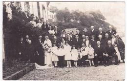 Ancienne Carte Photo Mariage Bretagne Finistère Douarnenez ? - Personnes Anonymes