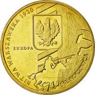 Monnaie, Pologne, 2 Zlote, 2010, Warsaw, SUP+, Laiton, KM:735 - Pologne