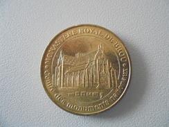 Médaille. Jeton Touristique - Monnaie De Paris - AIN - Monastère Royal De Brou - 2004 - Monnaie De Paris