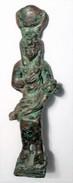 Statuette ISIS Allaitant ORUS - Archaeology