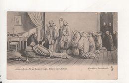 Abbaye Saint Joseph Forges Lez Chimay Derniers Sacrements - Belgique