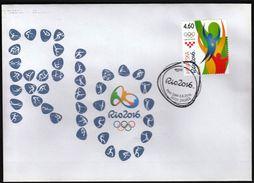 Croatia Zagreb 2016 / Olympic Games Rio De Janeiro / Olympic Sports Pictograms - Summer 2016: Rio De Janeiro