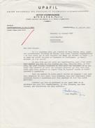 Lettre Autographiée De Josy WRENGLER,  Adressée Au Colonel REMY - Autographes