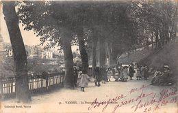 ¤¤   -   VANNES   -  Promenade De La Garenne       -  ¤¤ - Vannes