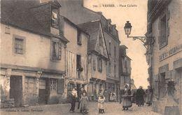 ¤¤   -   VANNES   -   Place Cabello  -   Café Du Morbihan    -  ¤¤ - Vannes