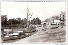 BLAYE Animée Un Coin Du Port (Elcé) Gironde (33) - Blaye