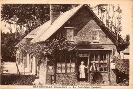 BERTREVILLE  Le Cafe Debit Preduvel - France