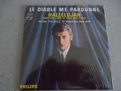 CD 4 TITRES JOHNNY HALLYDAY - Autres - Musique Française