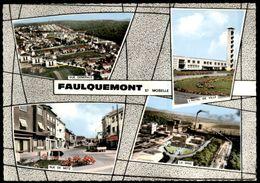 D 57 - FAULQUEMONT - Multi-Vues - Faulquemont