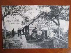 Uchon ; Chaumiere De La Mere Larue - France