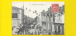 MARANS Rue D'Aligre (L.C) Chte Mme (17) - Autres Communes