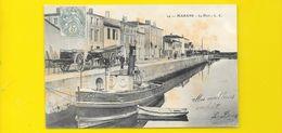 MARANS Le Port (L.C) Chte Mme (17) - Frankrijk