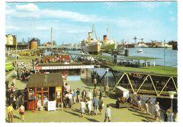 Germany - Hamburg Hafen - Harbour - Dampfer - Schiff - Ship - Dampfer