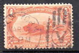 N° 131 - Oblitéré   - Etats Unis - Used Stamps