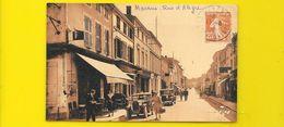 MARANS Rare Rue D'Aligre (Ramuntcho Bergevin) Chte Mme (17) - Frankrijk