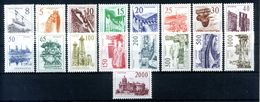 1961-62 JUGOSLAVIA SET MNH ** - 1945-1992 Socialist Federal Republic Of Yugoslavia
