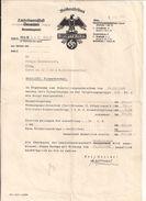 1 Schreiben - Wien, 9.1.1943 - Announcements