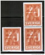 EUROPEAN IDEAS 1967 EFTA SE MI 573 C DoDu SWEDEN - Idee Europee