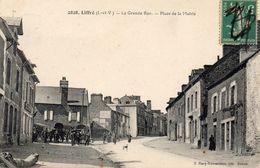 LIFFRE - La Grande Rue - Place De La Mairie - France