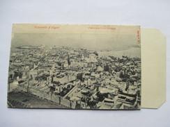 ALGERIE  -   ALGER  -   DEPLIANT DE 12 VUES      TRES  ANIME     TTB - Algiers