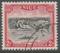 Niue. 1950 Definitives. 2d Used. SG 115 - Niue