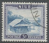 Niue. 1950 Definitives. 3d Used. SG 116 - Niue