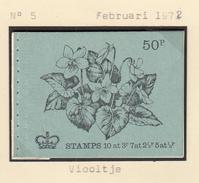 GROOT-BRITTANNIË - Michel - 1972 - Nr 566 C + 565 C + 561 C/R + 565 C/R ( H-Blatt 65 + 67 + 69 + 70) - MNH** - Carnets