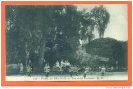 "CPA 54 Nancy ""  Parc De Brabois - Vue De La Terrasse  "" Edit Delboy - LJCP1 - Nancy"