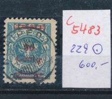 Memel Nr.  229   O   (c5483  ) Siehe Bild - Klaipeda