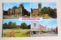 CPSM Angleterre Wolverhampton - Wolverhampton