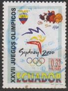 Ecuador 2000 MiN°2486 1v.(o) - Ecuador