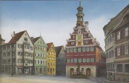 Allemagne - Esslingen Am Neckar - Markplatz Mit Altem Rathaus - Eislingen
