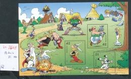 BRD Block Asterix+ Obelix .....    (ze7649 ) -siehe Bild - [7] République Fédérale