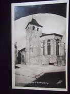 LAUZERTE / L'EGLISE SAINT BARTHELEMY / JOLIE CARTE PHOTO / NARBO - Lauzerte
