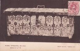 MUSEU EPISCOPAL DE VICH. ARCA NUVIAL. CIRCULEE TO Sta ROSA DE CANELONES-TBE-BLEUP - Museos