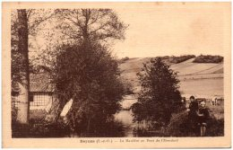 78 BEYNES - La Mauldre Au Pont De L'Etendard - Beynes