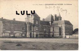 DEPT 79 : édit. C C N Tessier , Coulonges Sur L Autize Le Chateau - Coulonges-sur-l'Autize