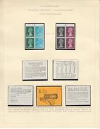 GROOT-BRITTANNIË - Michel - 1971 - Nr  561 C + 564 C + 562 C + 563 C(H-BLATT 71 + 72) - MNH** - Carnets