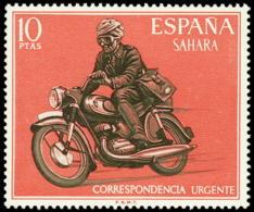 Sahara 292 ** Moto. 1971 - Sahara Espagnol