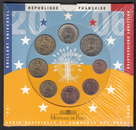 FRANCE  EURO SET 2006 BU SEALED - Frankrijk