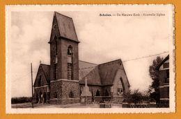 Schulen - De Nieuwe Kerk - Nouvelle Eglise - Uitg. Drukk Papierhandel BREMS - E. BEERNAERT - Herk-de-Stad