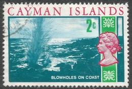 Cayman Islands. 1970 Decimal Currency. 2c Used. SG 275 - Cayman Islands