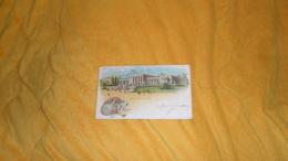 CARTE POSTALE ANCIENNE CIRCULEE DE 1901. / OFFICIAL SOUVENIR MAILING CARD ALBRIGHT ART GALLERY. / CACHET + TIMBRE - Buffalo